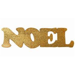 Lettres Noel Doré