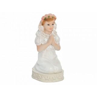 Figurine communion fille