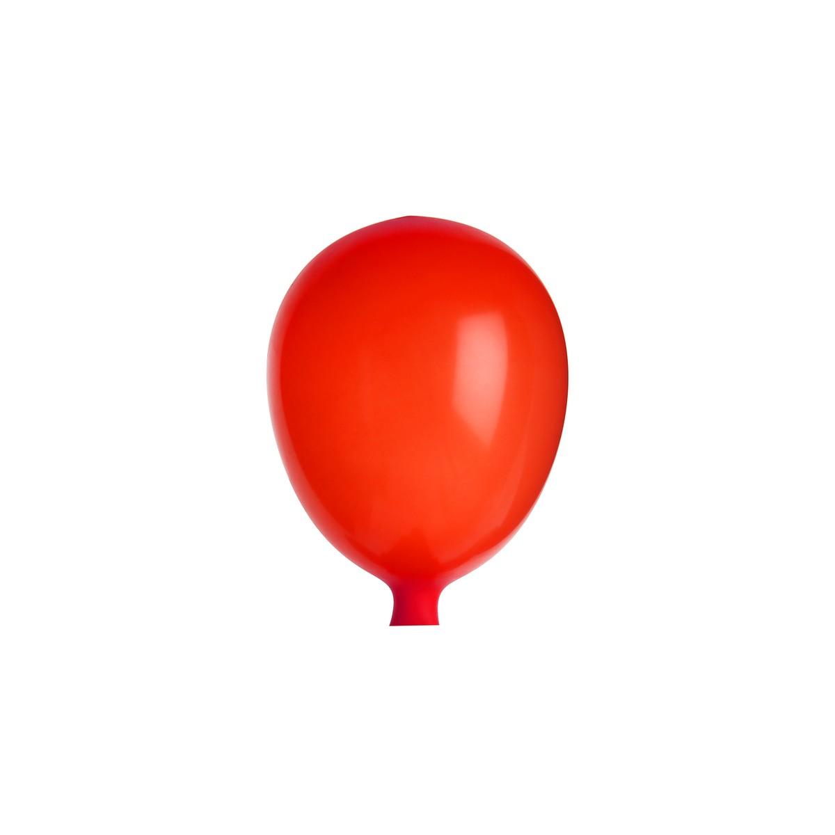 Mini Ballon de Baudruche Rouge x 25