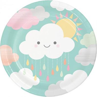 grandes-assiettes-theme-nuage-soleil-pas